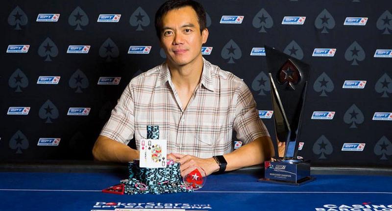 Biografi John Juanda Poker Profesional Indonesia