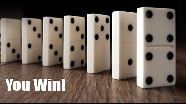 Cukup 2 Rumus Ini Bisa Buat Anda Menang Dalam Domino