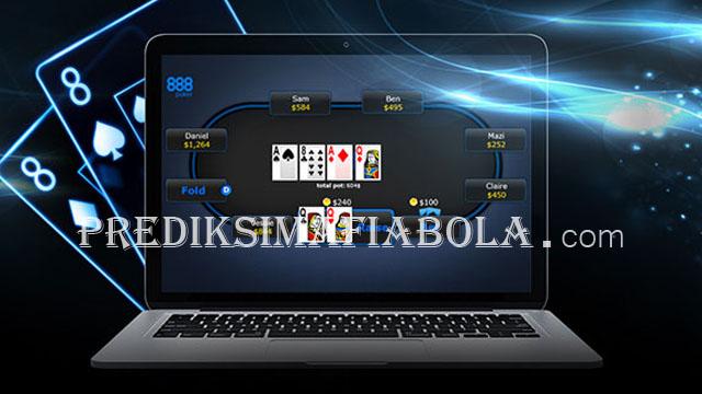 Fungsi Check dan Raise Pada Poker Online