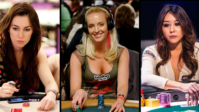 Wanita Terbaik Di Dunia Dalam Bermain Poker