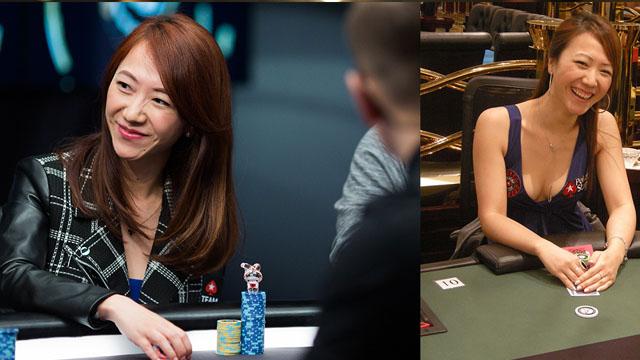 Pemain Poker Wanita Terseksi